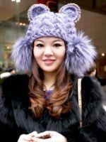 Вязаные шапки 2016-2017 – тренды и самые модные модели