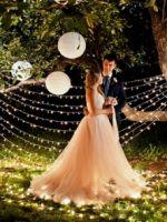 Свадебные тренды 2017 – новинки моды и оригинальные идеи проведения торжества