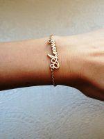 Золотой браслет на руку для женщин – как выбрать и на какой руке носить?