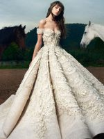 Модные свадебные платья – самые красивые наряды нового сезона