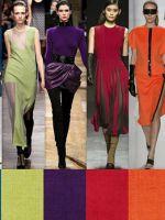 Цвет 2018 года в одежде – самые модные цвета по версии Pantone