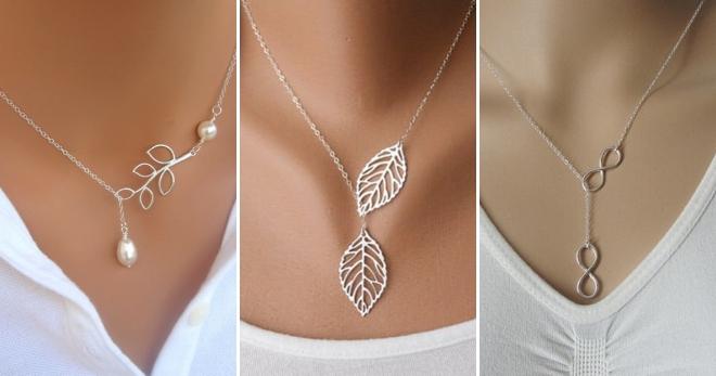 Серебряные цепочки – самые модные виды плетения