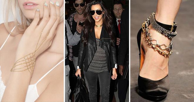 Женские золотые цепочки – как выбрать и как носить модные украшения?