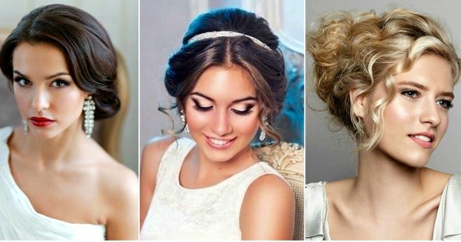 Свадебные прически на каре – лучшие укладки для невесты