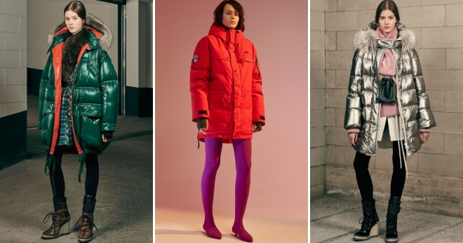 Пуховики зима 2018 – модные тенденции, тренды, новинки сезона