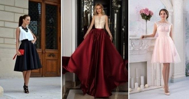Платья на выпускной 2018 – самые модные и красивые наряды нового сезона