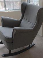 Как сделать кресло-качалку?