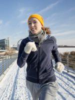 Бег зимой на улице - польза и вред