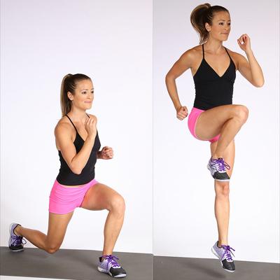 упражнения для ног в домашних условиях1