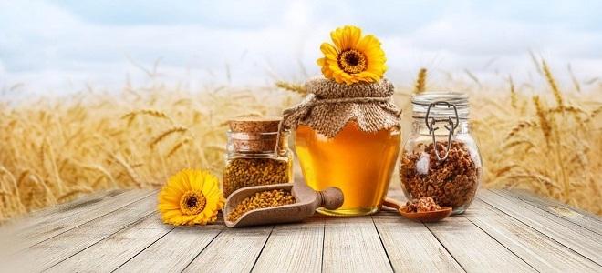 мед при простуде1