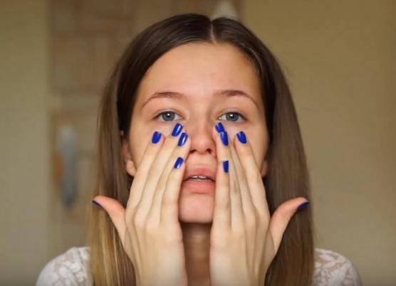 как делать красивый макияж в домашних условиях 1