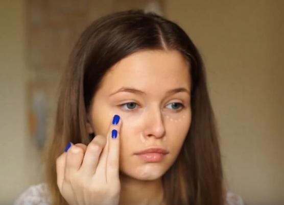 как делать красивый макияж в домашних условиях 6