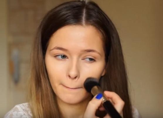 как делать красивый макияж в домашних условиях 7