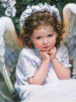 Как нарисовать ангела?