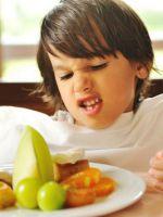 У ребенка нет аппетита – что делать?