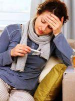 Как не заразить ребенка, если болеет мама?