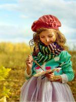 Осень – рисунки детей красками