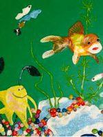 Пластилинография для детей 4-5 лет