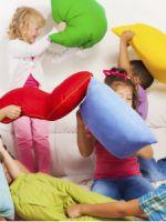 Конкурсы для детей на все случаи жизни - дома и на улице, зимой и летом