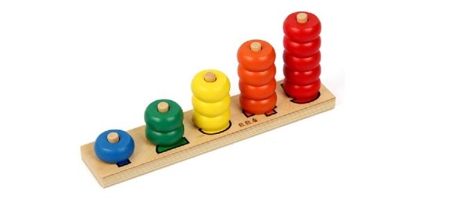 монтессори игрушки