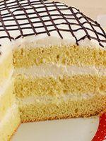 Сметанный крем для бисквитного торта
