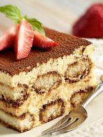 Десерт тирамису