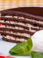 Торт «Спартак» - классический рецепт