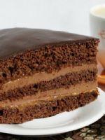 Пражский торт – классический рецепт