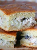 Тесто для рыбного пирога