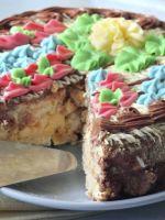 Киевский торт - оригинальный советский рецепт
