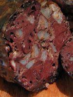 Кровянка - рецепт