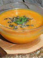 Суп-пюре из тыквы – 8 лучших рецептов вкусного и оригинального супа