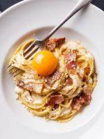 Паста карбонара – оригинальные рецепты вкусного итальянского блюда