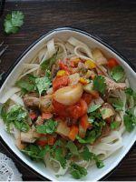 Лагман из свинины – оригинальные рецепты супа и теста для лапши