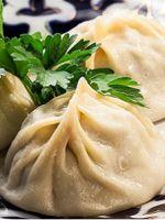 Манты по-узбекски – лучшие рецепты теста и разнообразных начинок