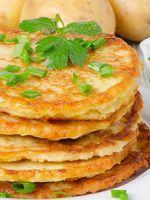 Картофельные оладьи - оригинальные рецепты быстрого и сытного блюда