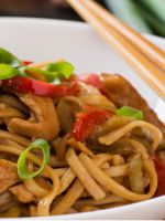 Лапша удон - вкусные и оригинальные рецепты японского блюда