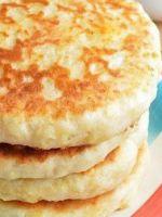 Сырные лепешки на кефире - самые быстрые рецепты несладкой выпечки