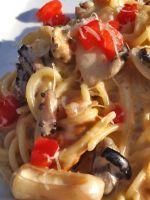 Спагетти с морепродуктами в сливочном соусе - рецепты вкусного и оригинального блюда