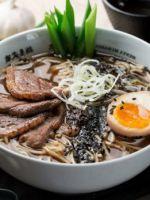 Рамен - рецепты сытного японского блюда с разными ингредиентами