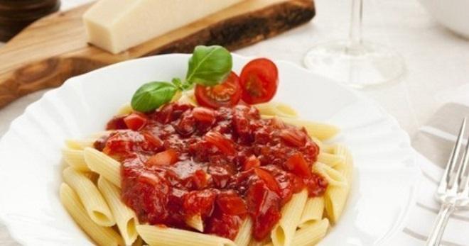 Подлива к макаронам - самые вкусные и простые рецепты оригинальных соусов