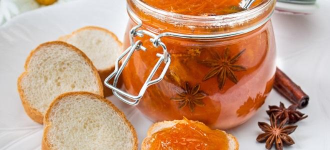 Персиковый джем в хлебопечке
