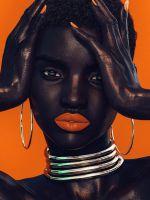 Нереальная красота: виртуальная модель покорила Instagram