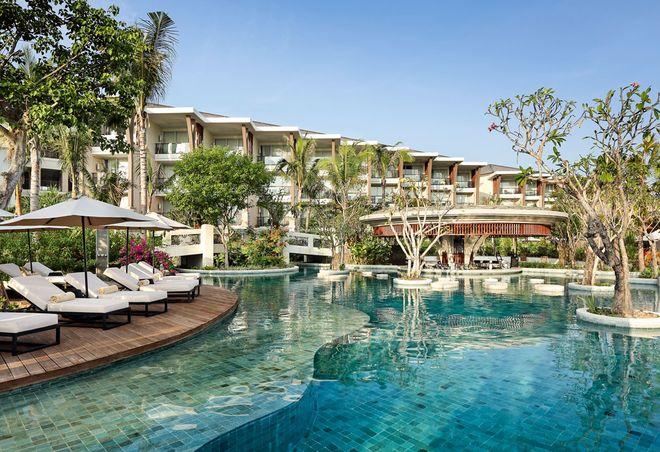 Отель Sofitel Bali Nusa Dua Beach Resort, Нуса-Дуа