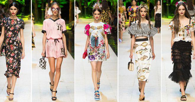 Мода лето 2017 – самые горячие новинки и тренды