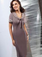 Фасоны платьев для женщин 50 лет