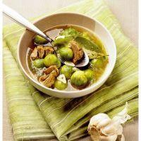 брюссельская капуста рецепты