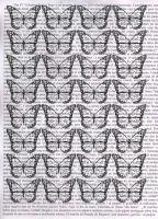как сделать бабочку из бумаги 30