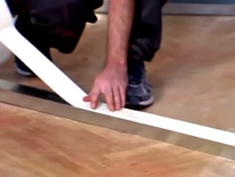Как сделать перегородку в комнате4
