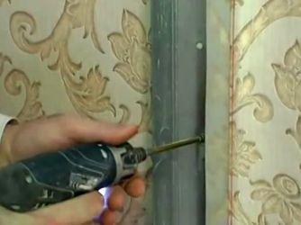 Как сделать перегородку в комнате5